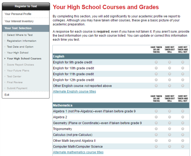 9 - High school course details for ACT.png